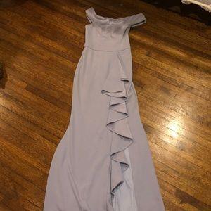 Gorgeous lulus maxi dress